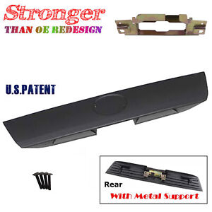 Tailgate Primered Hatchdoor Handle Garnish Black Non Painted B3722 For Scion Tc
