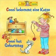 CONNI - 11: CONNI BEKOMMT EINE KATZE/CONNI HAT GEBURTSTAG;CD KINDERHÖRSPIEL NEU