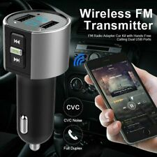 Bluetooth FM Transmitter Car USB Charger MP3 Player Handsfree Radio Adapter Kit