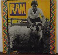 Ram Paul & Linda McCartney vinyl SMAS3375  070118LLE