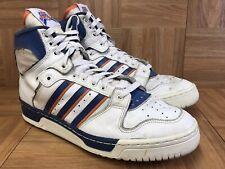 Vintage🔥 Adidas NBA Patrick Ewing New York Knicks Made In France Shoes  10.5 NY 42db264fa
