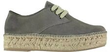 Steve Madden Womens Phylicia Espadrilles Lace Up Shoes Stitched|UK 3.5|RRP£65