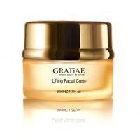 New Gratiae Organic Lifting Moisture Cream w/ Volcanic Stone for wrinkles