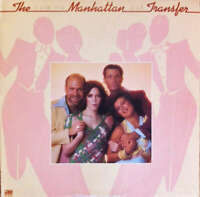 The Manhattan Transfer - Coming Out (LP, Album,  Vinyl Schallplatte - 135538
