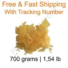 Pure rosin pine resin colophony Flakes 700 grams 100% Natural genuine Portugal