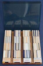 More details for hundreds of 35mm slides boring job lot collection in plastic slide box