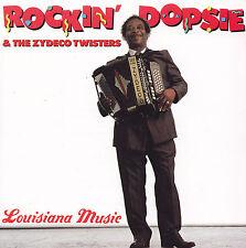 ROCKIN' DOPSIE & THE ZYDECO TWISTERS  - CD - LOUISIANA MUSIC