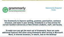 GRAMMAR LY. Premium Account |one year Warranty | INSTANT