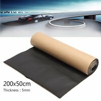 """79""""x20"""" Self Adhesive Car Sound Proofing Deadening Insulation Closed Cell Foam"""