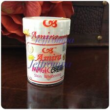 1 Real AMIRA Magic Cream Skin Whitening Prevent Blemishes Dark Spots  KSA 60g
