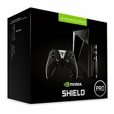 NUOVO Nvidia Shield TV Console 500GB Pro Android console di gioco di Controller PC