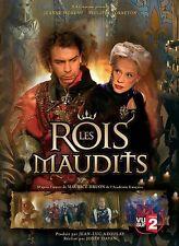 Les rois maudits - 3 DVD ~ Gérard Depardieu - NEUF