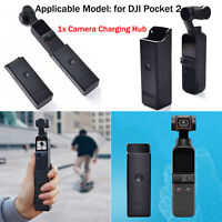 For DJI Pocket 2 Accessories Portable Camera Power Bank Handheld Grip Charger