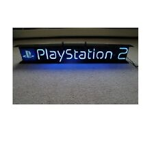 Authentic PlayStation 2 Neon Sign- Adult Owned- Demo Sign for Brand Vendor