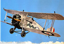 Postcard 760 - Aircraft/Aviation Dubbeldekker England 1927