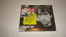 """Bob Dylan """"Love and Theft"""" Bob Dylan Revisited The Remasters 2003 Factory Sealed"""
