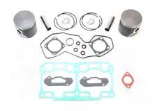 2010 Ski-Doo Mxz 800R 800 Top End Rebuild Kit Dual Ring Pistons Bearings Gaskets