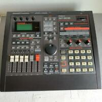 Roland SP-808 Groove Sampler Drum Machine Groove box with ZIP Disks