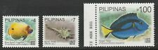 PHILIPPINES - 2010/2011 & 2012 MARINE DIVERSITY DEFINITIVE MNH ISSUES
