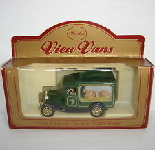 Lledo : Stevelyn : View Van Model : 1930 Model 'A' Ford Van : ROCKINGHAM CASTLE