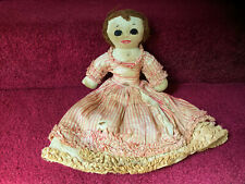 Antique Cloth Doll Rag Doll