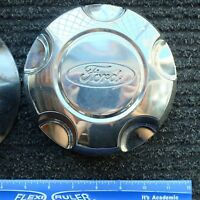OEM Factory wheel FORD RANGER 2010 2011 CHROME CENTER CAP F8AC-1A096-CA