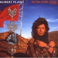 ROBERT PLANT - NOW AND ZEN CD ROCK 13 TRACKS NEW!
