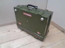 Vintage Harrier jumpjet G.R.5 propulsion toolkit case ex MOD TLD7090 SO1BTK9
