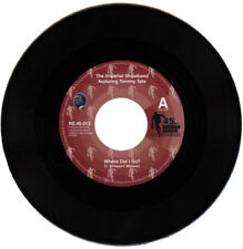"THE IMPERIAL SHOWBAND Featuring TOMMY TATE  ""WHERE DID I GO?""   NORTHERN SOUL"