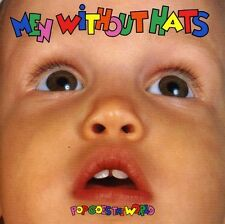 Men Without Hats - Pop Goes the World [New CD]