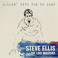 Steve Ellis - Rollin with the 69 Crew [New CD] UK - Import