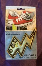 New Official Shwings Gold Wings (1 Pair)