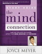 The Mind Connection Study Guide by Joyce Meyer (2015, Paperback)