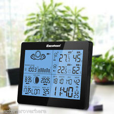 Hot Weather Station Precision Forecast Temperature Humidity Barometer European