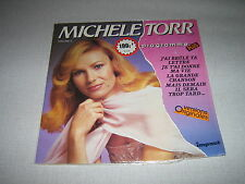 MICHELE TORR 33 TOURS FRANCE PROGRAMME PLUS
