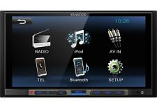 Kenwood DMX100BT Radio für Citroen Jumper (250) piano black