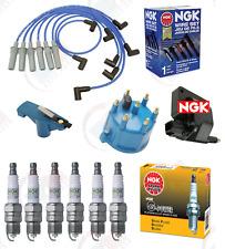 Blue Streak Tune Up Kit w/ NGK Platinum & Coil for Dodge Dakota RAM 1500 Van 3.9