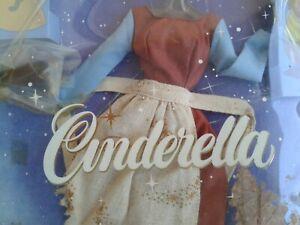 VINTAGE ~ 2PC. CINDERELLA'S RAGS / PINK BALLGOWN DRESS DISNEY CLASSIC