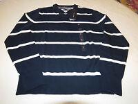 Mens Tommy Hilfiger long sleeve sweater shirt Pima M 7880581 Classic White 100