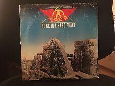 AEROSMITH ROCK IN A HARD PLACE LP 1982 COLUMBIA 38061 INNER