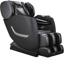 Full Body Shiatsu Electric Massage Chair Recliner Zero Gravity W/ Foot Roller