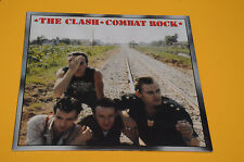 CLASH LP COMBAT ROCK TOP SEALED SIGILLATO