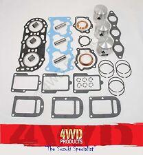 Engine Reco kit [1.0mm OS pistons/rings] - Suzuki LJ50 3cyl 2stroke (74-77)