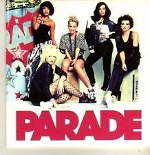 (CP220) Parade, Louder - 2010 DJ CD
