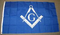 3X5 MASONIC FLAG MASON FLAGS BANNER SIGN NEW 3'X5' F515