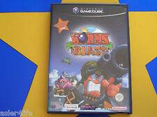 WORMS BLAST - GAMECUBE - Wii Compatible