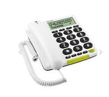 Doro PhoneEasy 312 schnurgebundenes gross Tasten Komfort Telefon Seniorentelefon