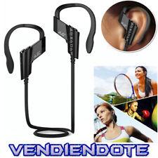 Auriculares Cascos Inalambrico Bluetooth Hacer Deporte Gym Correr iPhone Samsung