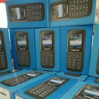Boxed phone samsung keystone 3 fm radio 3G bar phone