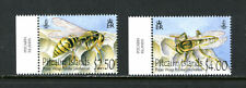 PITCAIRN 715-16, 2011 PAPER WASPS, MNH (PIT006)
